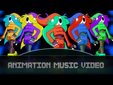 Freaks Animation Music Video [Minus8 Animations]