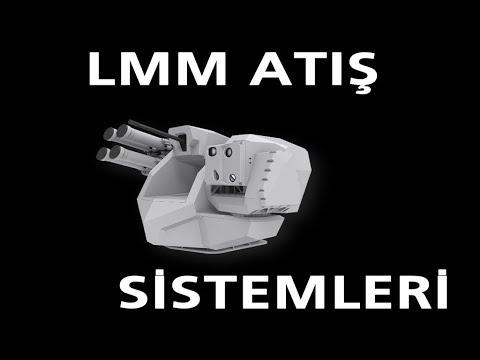 LMM Füzesi Atıcı Sistemi Özellikleri / LMM Missile System Features