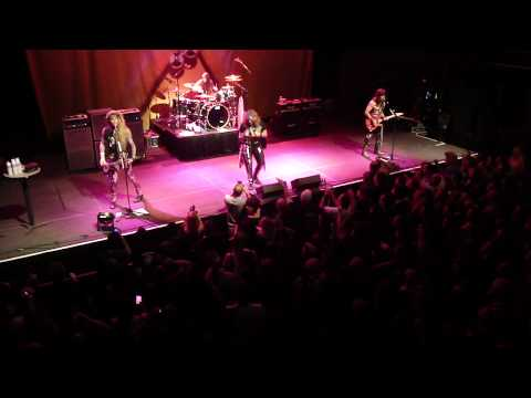 Steel Panther - Super Sonic Sex Machine / Tomorrow Night - Rams Head Live Baltimore 5/17/12