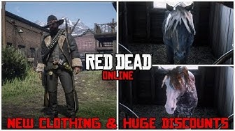 Huge Discounts on Good Horses & New Limited Stock Clothing | Red Dead Online