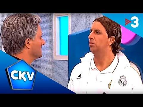 Mourinho alliçona Sergio Ramos  - Crackòvia - TV3