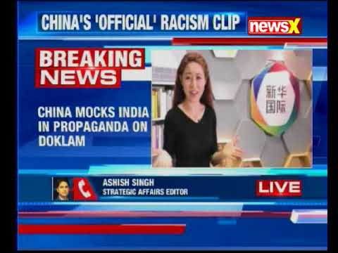 Chinese media's racist rant against India slammed globally