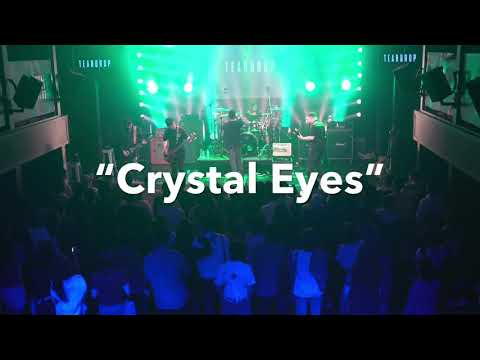 "티어드랍 TEARDROP - ""Crystal Eyes"" live at 플랫폼창동61"