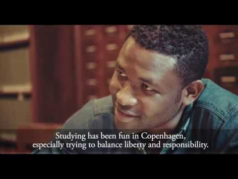 Samuel: Living in Copenhagen (English subtitles)
