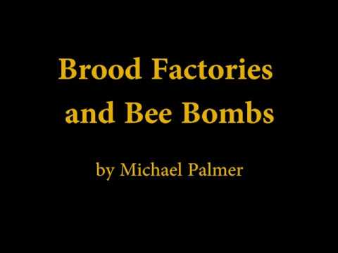 Brood Factories and Bee Bombs by Michael Palmer