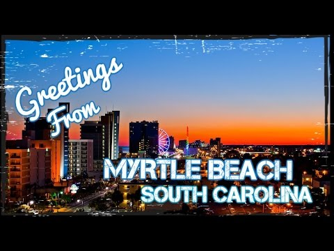MYRTLE BEACH TRIP 2016 WITH STAY AT HOTEL BLUE
