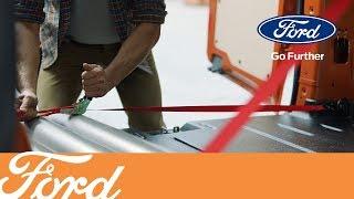 Nouveau Transit Custom - Espace de chargement | Ford FR