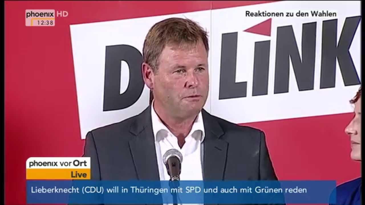 Pressekonferenz Brandenburg