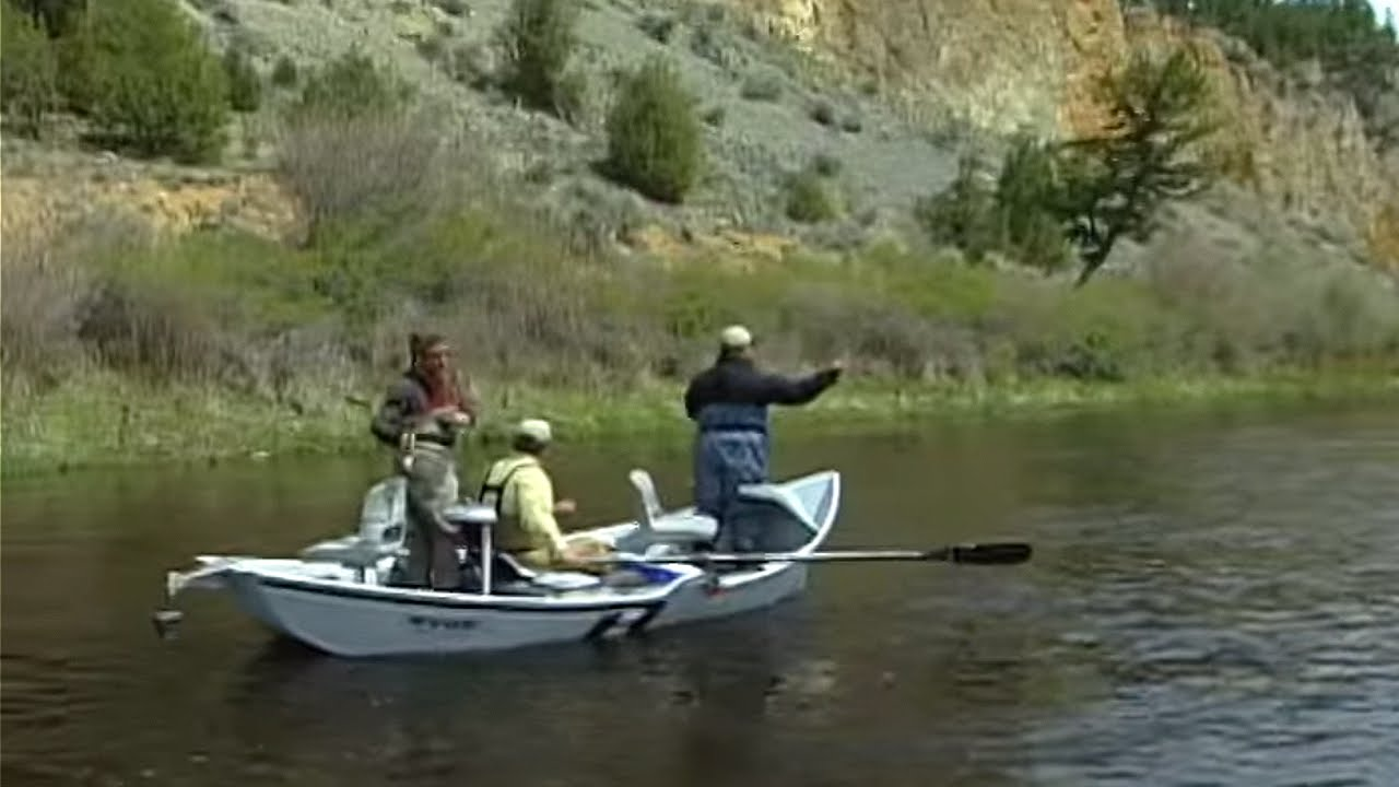 Fly Fishing Montana Big Hole River Youtube