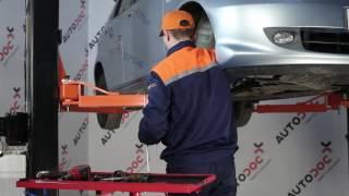 Luchtfilter veranderen HONDA JAZZ: werkplaatshandboek