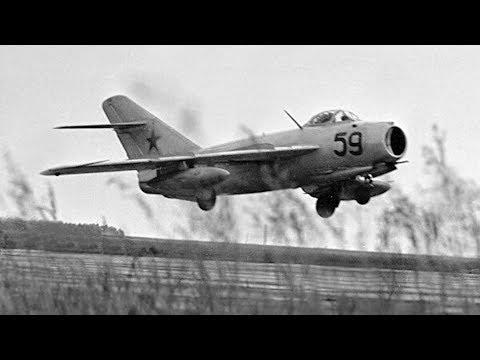 Кость в горле. Почему американцы надолго запомнили советский МиГ-17