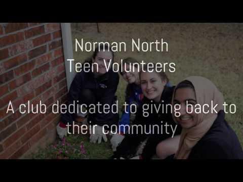NN Teen Volunteers