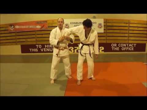 Judo for Self Defence, Video 8, Arrest Techniques.