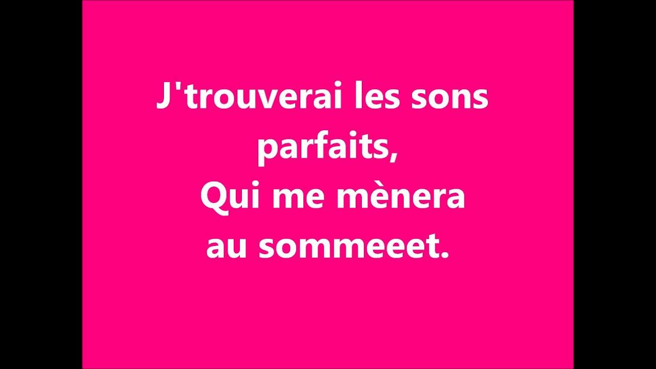 Chanson De Barbie La Princesse Et La Popstar Parole
