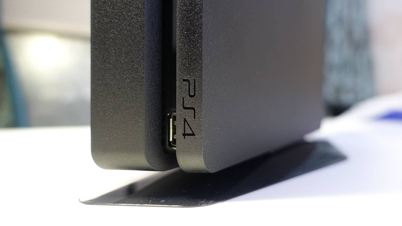 ps4 slim stand