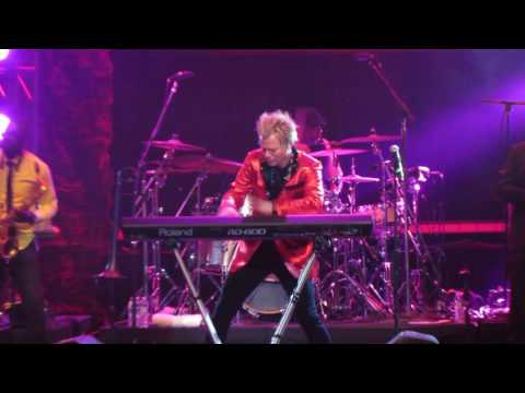 Brian Culbertson bringing on the Funk