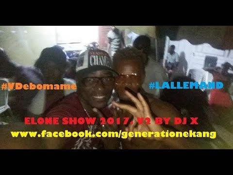 Mix elone 2017 vol3 by DJ X