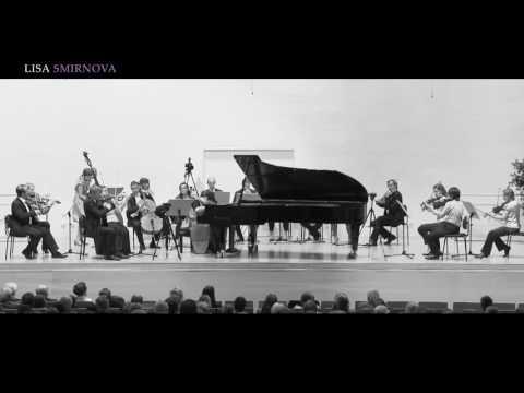 Lisa Smirnova, Mozart Piano Concerto No.14 in E flat Major, K499, Allegro ma non troppo