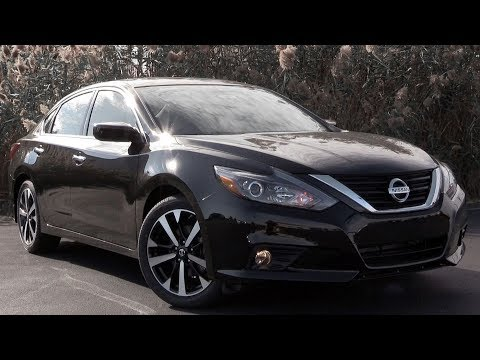 2018 Nissan Altima: Review
