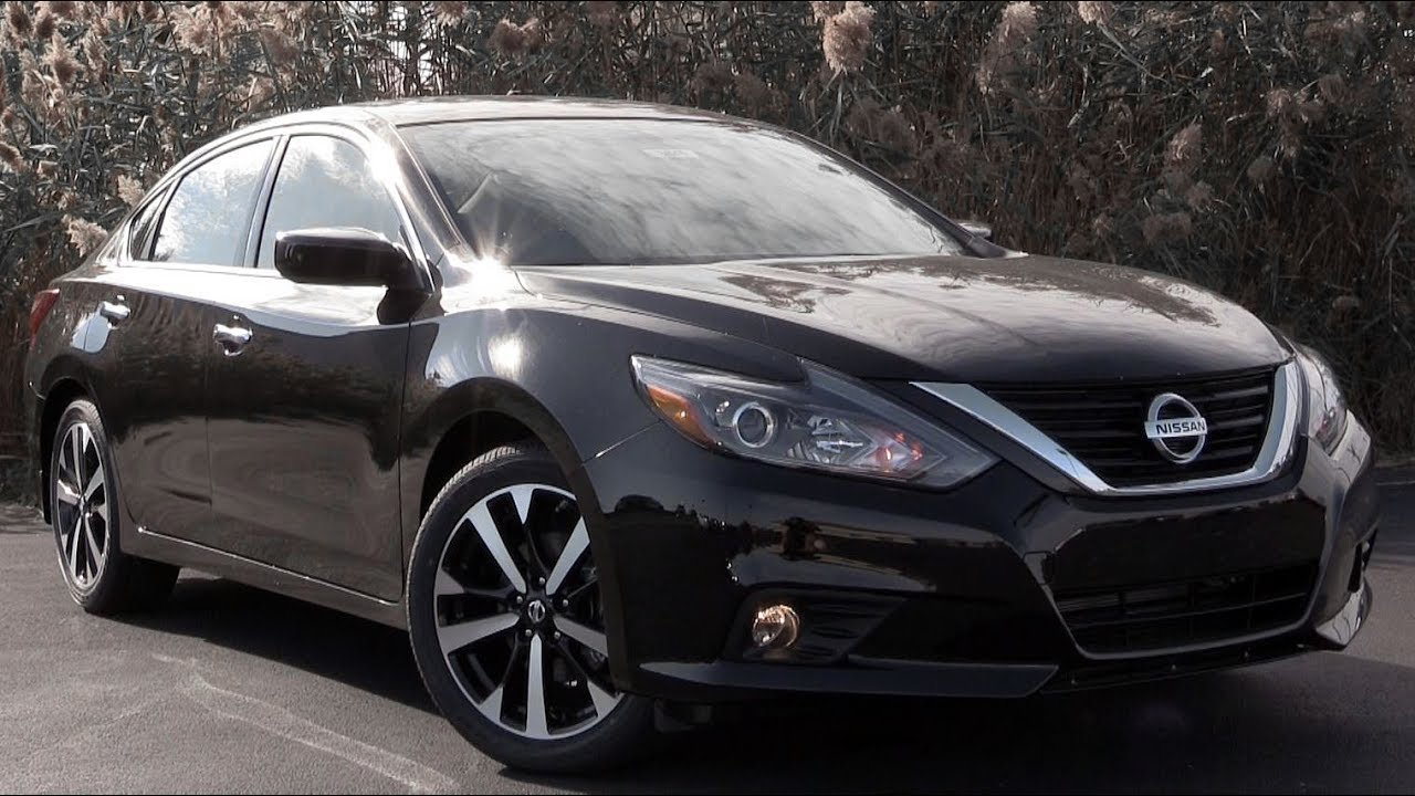 2018 nissan altima review youtube. Black Bedroom Furniture Sets. Home Design Ideas