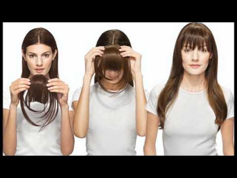 Friki extensiones flequillos, cerquillos .. from YouTube · Duration:  2 minutes 42 seconds