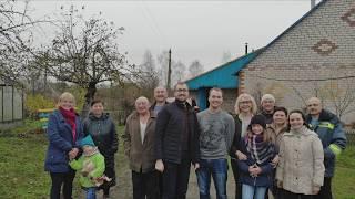 Деревня Верховье - Знакомство родителей