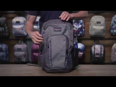 lovely luster latest trends great deals 2017 JanSport Pack Review: Recruit Laptop Backpack - YouTube