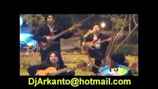POR TI-AGUILAS DE AMERICA(MIX SAYA CAPORAL)DJ ARKANTO.wmv