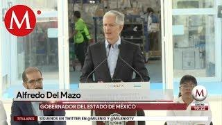 Del Mazo anuncia expansión de operaciones de Autoliv