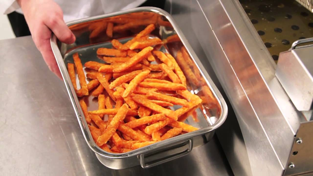 Mccain Signatures Sweet Potato Fries The Only One For Your Menu