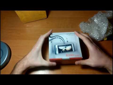 Посылка с Aliexpress #4 Sony Ericsson U10i Aino 8MP