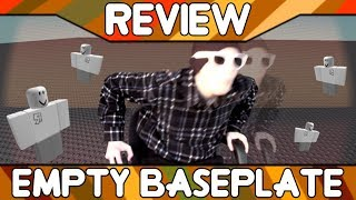 Empty Baseplate: A Hidden Masterpiece [ROBLOX Game Review]