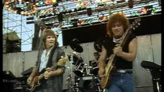 REO Speedwagon ☮ Roll With The Changes (Highest Quality)