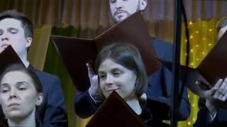 Концерт в честь святителя Георгия_хор Свято-Елисаветинского монастыря