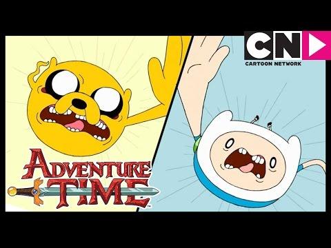 Adventure Time   Finn and Jake's Friendship   Cartoon Network
