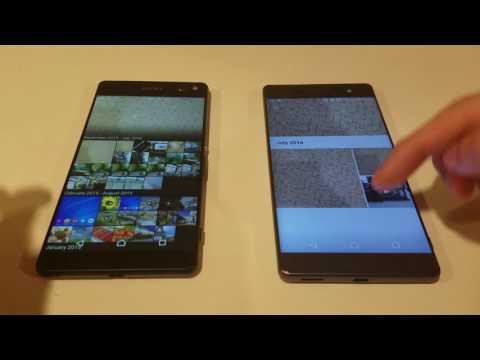 Sony Xperia XA Ultra vs C5 Ultra Speed Test!
