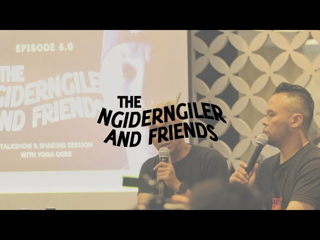 THE NGIDERNGILER AND FRIENDS Vol. 06 - Highlight