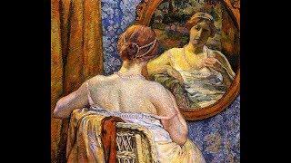 Theo Van Rysselberghe (1862 1926) Belgian artist ✽ Blue Are The Dreams