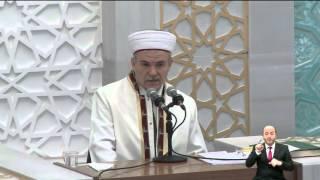 Cuma Vaazı 1 Nisan 2016 2017 Video