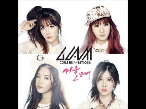 [twitter REQ] GLAM - In Front Of The Mirror [MR] (Instrumental) (Karaoke)