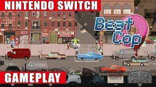 Beat Cop Nintendo Switch Gameplay
