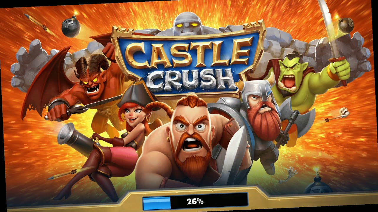 Castle Crush Cheats - Unlimited Gems (Ios And Android