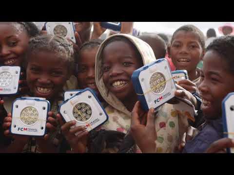 FCM Travel Solutions support Solar Buddy in Madagascar