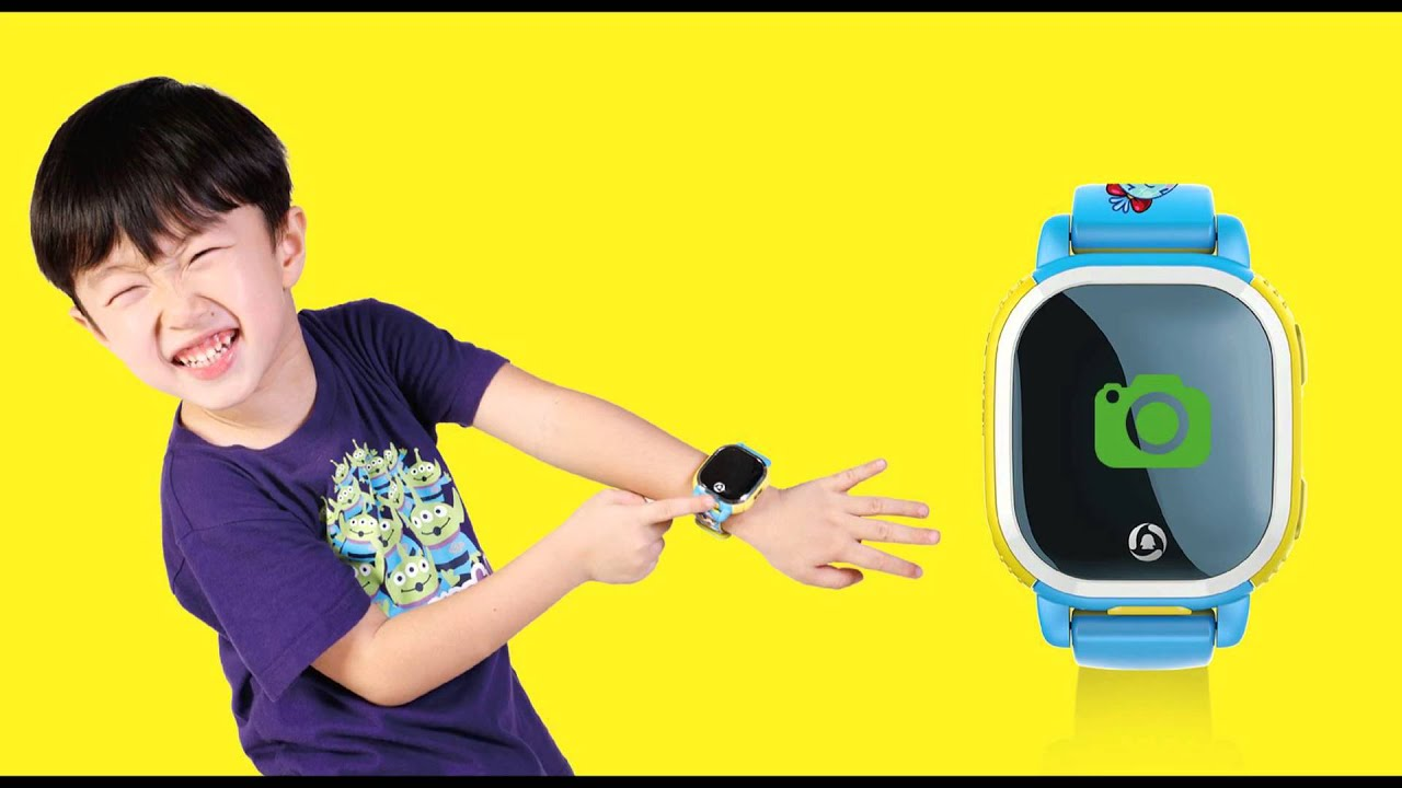 Tencent QQ Smart Watch - YouTube