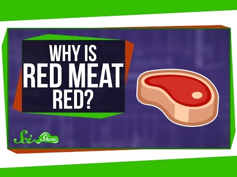 Why is Red Meat ... Red?