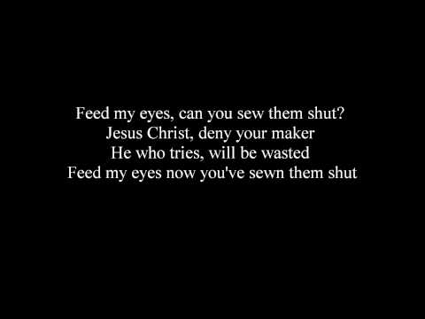 Man in the Box-Alice in Chains LYRICS (in song and description)