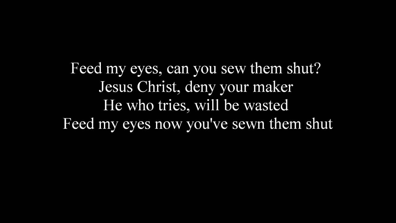 Man In The Box Alice Chains LYRICS Song And Description