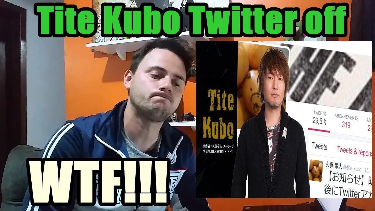 Tite Kubo Deleta sua conta do Twitter - WTF!!!! Bleach