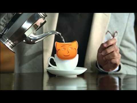中井貴一 モンカフェ CM スチル画像。CM動画を再生できます。