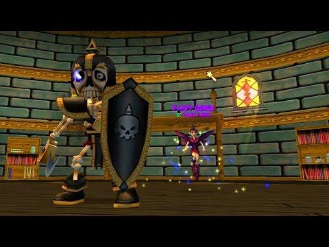Wizard101: Rattlebones Master and Exalted Challenge